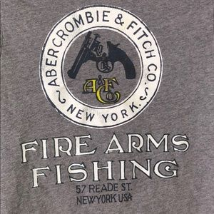 Men's Abercrombie & Fitch Hunting Fishing